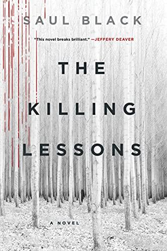 9781250133540: The Killing Lessons: A Novel (Valerie Hart)