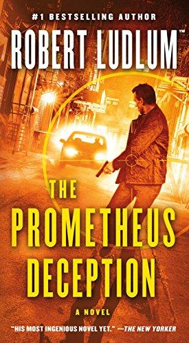 9781250136497: The Prometheus Deception: A Novel