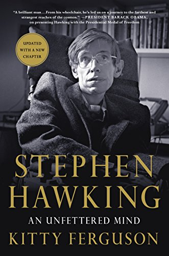 9781250139368: Stephen Hawking: An Unfettered Mind