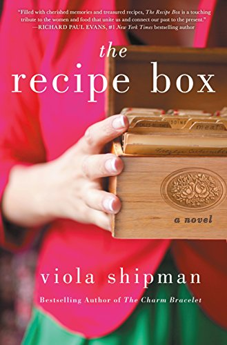 Book Cover: The Recipe Box: A Novel