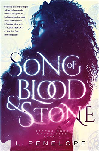 Book Cover: Song of blood and stone