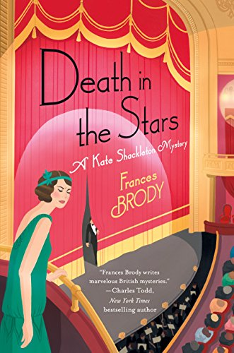 9781250154798: Death in the Stars: A Kate Shackleton Mystery (Kate Shackleton Mystery, 9)
