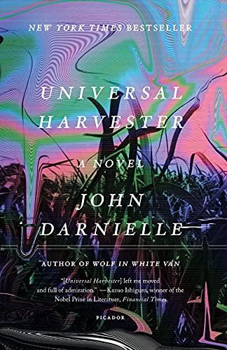 9781250159991: Universal Harvester (International Edition)