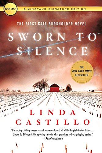 9781250161635: Sworn to Silence: The First Kate Burkholder Novel