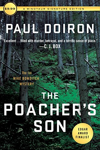9781250161659: The Poacher's Son: The First Mike Bowditch Mystery (Mike Bowditch Mysteries)