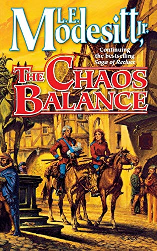 9781250163684: The Chaos Balance (Saga of Recluce (Paperback))