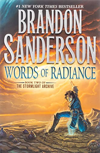 9781250166531: Words of Radiance: Book Two of the Stormlight Archive