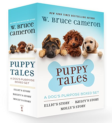 Stories Tales Go Dog Go: Puppy Tales: A Dog's Purpose Boxed Set: Ellie's Story