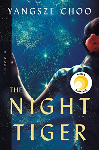 Book Cover: The Night Tiger: A Novel