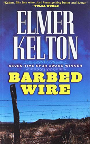 9781250177681: Barbed Wire