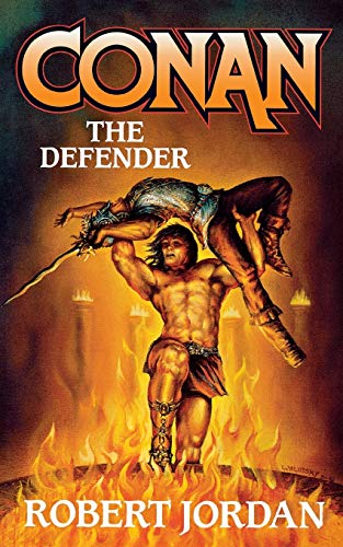 9781250177933: CONAN THE DEFENDER