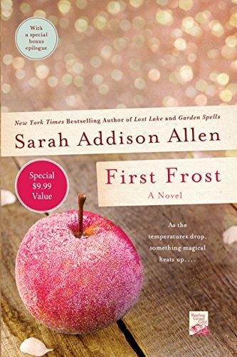 9781250190307: First Frost: A Novel