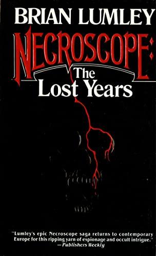 9781250194978: Necroscope: The Lost Years
