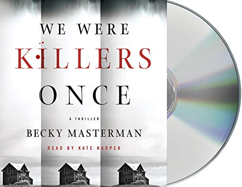 Book Cover: We Were Killers Once: A Thriller