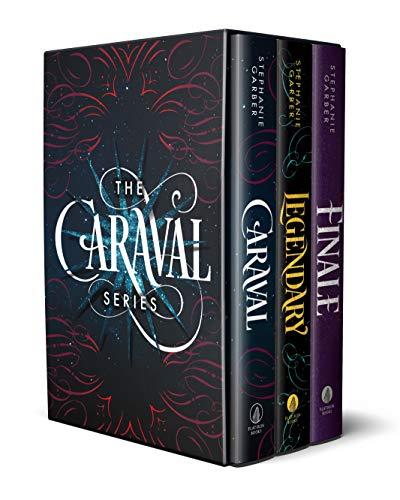 9781250225450: The Caraval Series: Caraval / Legendary / Finale