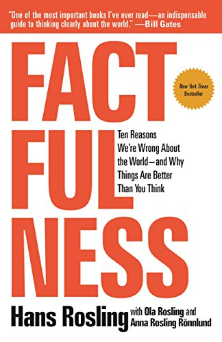 9781250231987: Factfulness: Ten Reasons We're Wrong about the World--And Why Things Are Better Than You Think