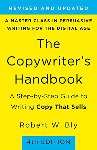 9781250238016: Copywriter's Handbook: A Step-By-Step Guide to Writing Copy that Sells