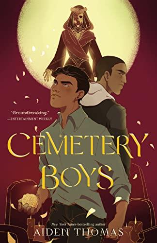 9781250250469: Cemetery Boys