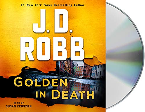 Book Cover: Golden in Death: An Eve Dallas Novel