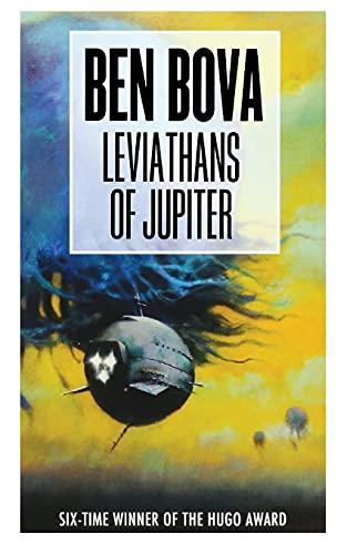 9781250295057: LEVIATHANS OF JUPITER (Grand Tour)