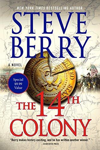 9781250300362: The 14th Colony: A Novel (Cotton Malone)
