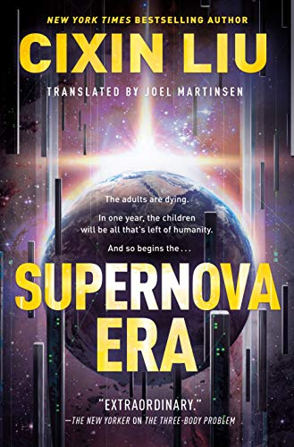 9781250306050: Supernova Era