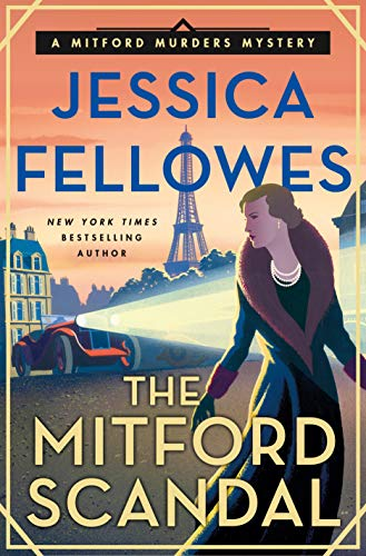 Book Cover: The Mitford Scandal