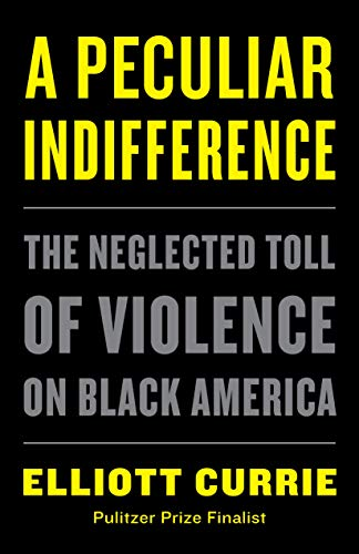 Book Cover: A Peculiar Indifference: The Neglected Toll of Violence on Black America
