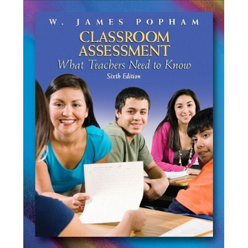 9781256010029: Classroom Assessment: What Teachers Need to Know