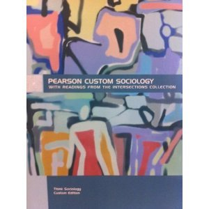 9781256020158: Pearson Custom Sociology: SYG 2010, Indian River State College (IRSC)