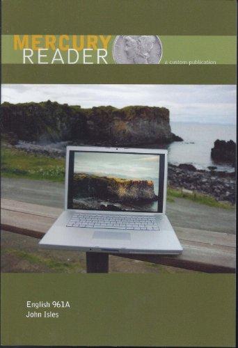 English Mercury Reader: John Isles