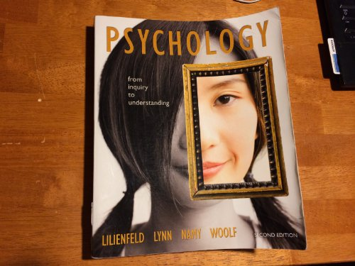 Psychology the Pearson Custom Library (Psychology the: Delaware Tech