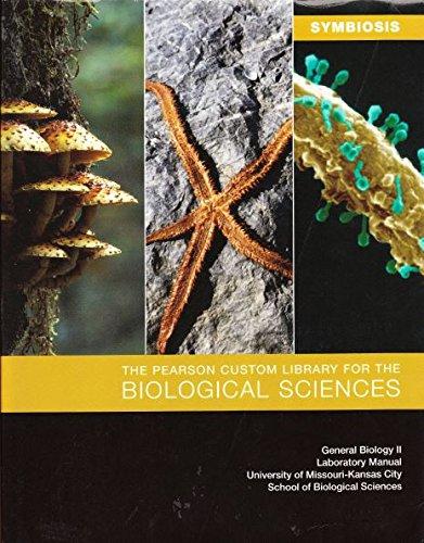 Symbiosis General Biology Laboratory Manual