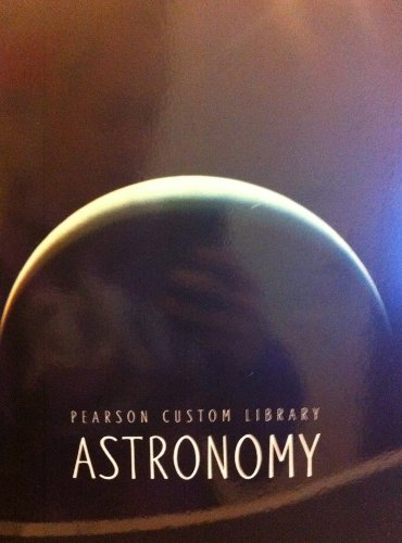 9781256043003: Pearson Custom Library Astronomy