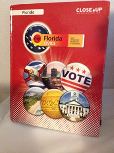 9781256059295: My Florida Civics With Integrated Geography and Economics