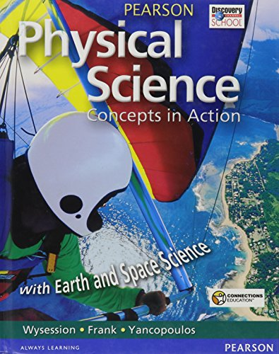 9781256066033: Physical Science: Concepts in Action with Earth and Space Science
