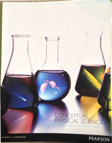 9781256070016: Conceptual Physical Science