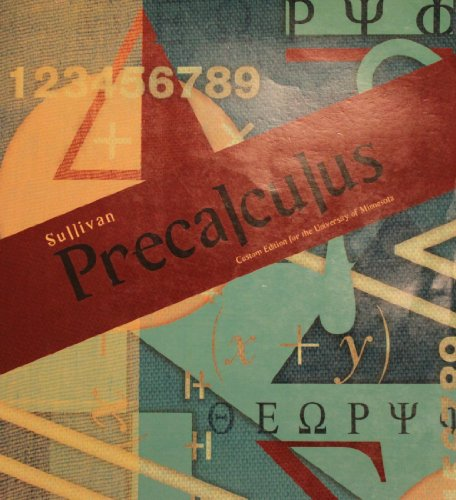 9781256076179: Precalculus: Custom Edition for the University of Minnesota