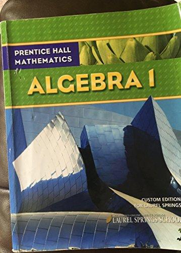9781256076223: Prentice Hall Mathematics ALGEBRA I