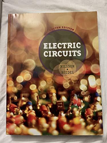 9781256078678: Electric Circuits Custom Edition NAU