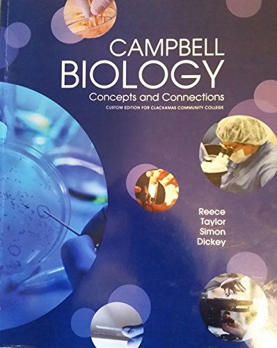9781256092803: Campbell Biology Concepts and Conditions