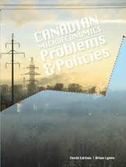 9781256103370: Canadian Microeconomics: Problems & Policies (Tenth Edition)