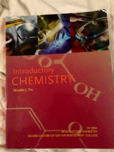 9781256107101: Introductory Chemistry second custom edition for montgomery college