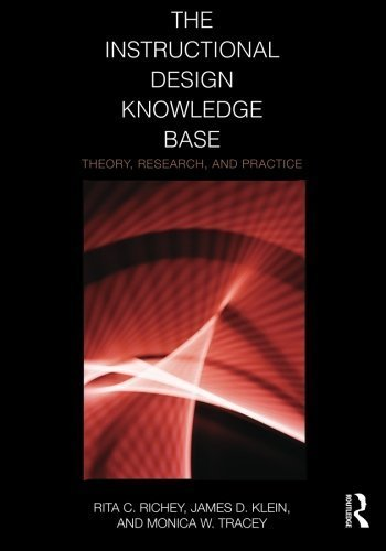 9781256107460: The Instructional Design Knowledge Base: Theory, Research, and Practice by Richey, Rita C. Published by Routledge (2010) Paperback