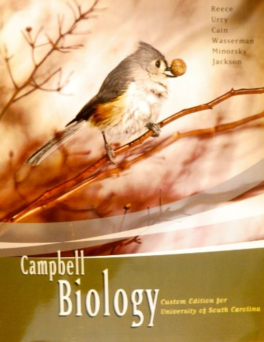 Campbell Biology Custom Edition for University of: Jane Reece,Lisa Urry,