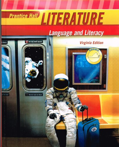 Literature, Language and Literacy, Custom Edition for Virginia: Pearson