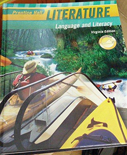 9781256115724: Prentice Hall Literature Language and Literacy Virginia Edition