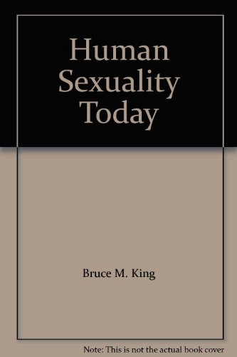9781256118442: Human Sexuality Today