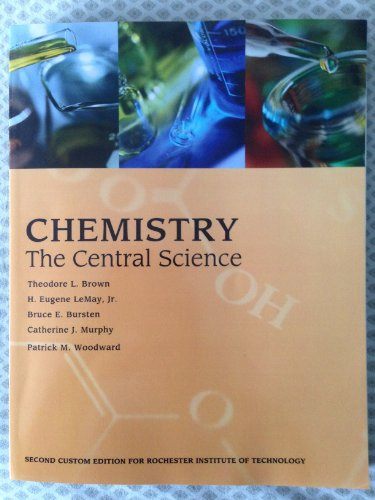 Chemistry: The Central Science (1256120189) by Theodore L. Brown