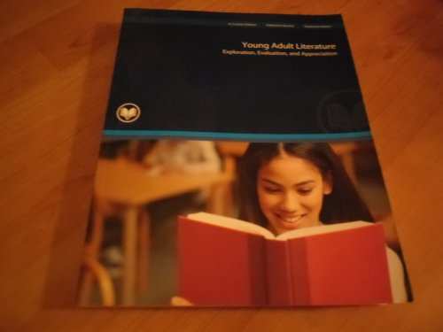 9781256123095: Young Adult Literature,Exploration,Evaluation,and Appreciation A Custom Edition